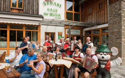 27. Juni – Musikantenstammtisch beim GH Stroßeggwirt