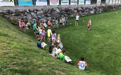 7. August – Familiensporttag