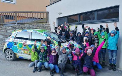 Klimaschulen-Kinder
