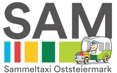 """""""SAM""""-Sammeltaxi Oststeiermark"""