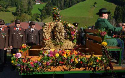 27. September – Erntedankfest