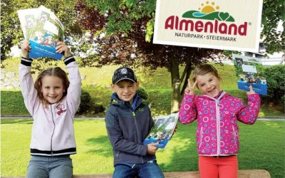 Almenland Schulhefte