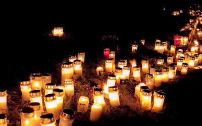 1. November – Allerheiligen mit Totengedenken