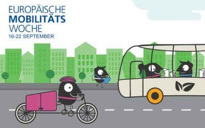 Europäische Mobilitätswochen