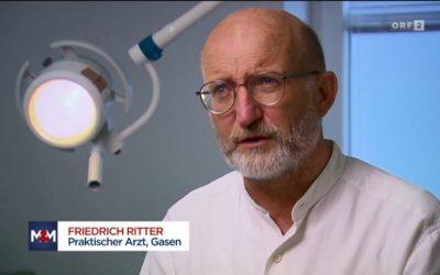 ORF-Sendung mit Dr. Ritter aus Gasen