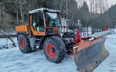 """Gemeindetraktor """"Fendt Xylon 524"""" zu verkaufen!"""