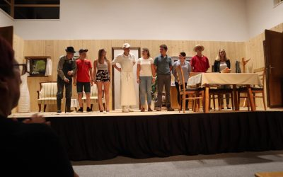 20. August – Theater der Landjugend