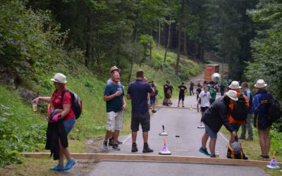 21. August – Straßenstockturnier