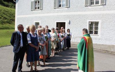 13. Juni – Jubelpaarmesse in der Pfarrkirche