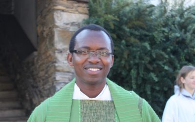 Wir sagen DANKE – Pfarrer Eric Nsengumukiza