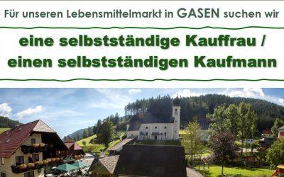 Kauffrau/Kaufmann für Lebensmittelmarkt gesucht!