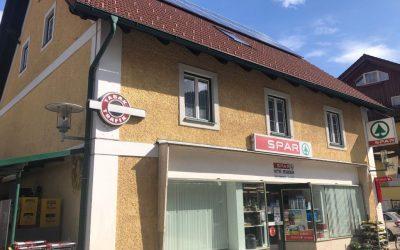 Kaufhaus: Zukunft scheint abgesichert!