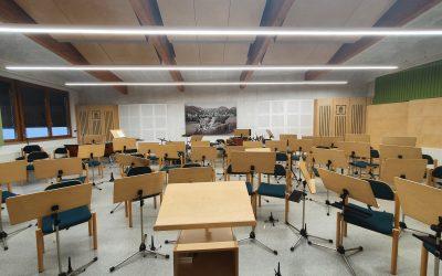 Renovierung Musikerheim