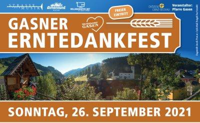 26. September – Erntedankfest